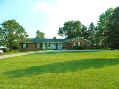 Single Family Home For Sale: 1966 Township Road 21