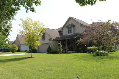 Washington Court House Single Family Home For Sale: 1380 Courtney Drive