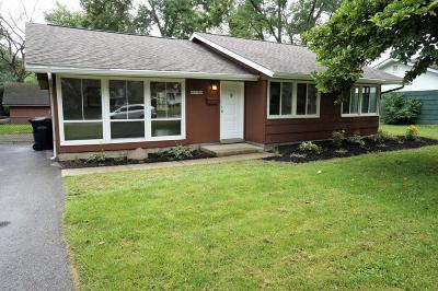 Single Family Home Contingent Finance And Inspect: 5199 Gaymon Drive