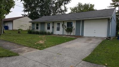 Single Family Home For Sale: 670 Holly Road