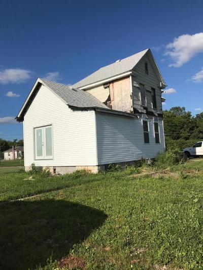 Columbus OH Single Family Home For Sale: $25,000