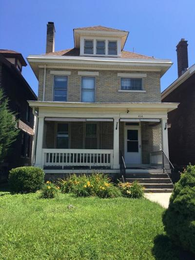 Single Family Home Sold: 414 Woodland Avenue