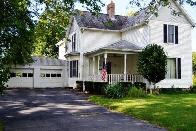 Single Family Home For Sale: 1613 W William Street