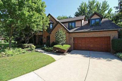 Single Family Home For Sale: 652 Kingfisher Court