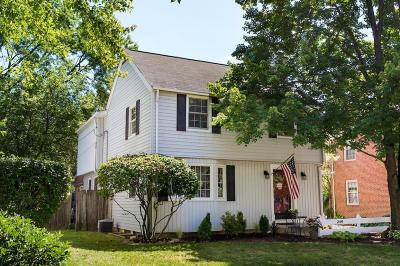 Single Family Home For Sale: 246 N Stanwood Road