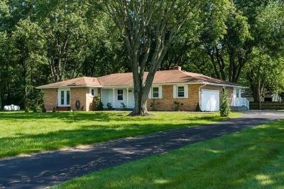 New Albany Single Family Home Contingent Finance And Inspect: 6585 Morse Road