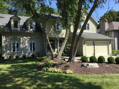 Hilliard Single Family Home Contingent Finance And Inspect: 4240 Goldenseal Way