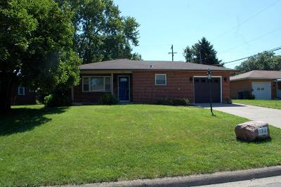 Columbus Single Family Home For Sale: 1360 Bronwyn Avenue
