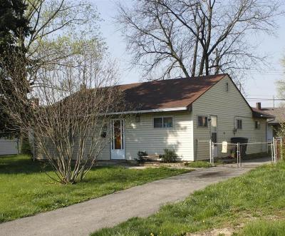 Columbus Single Family Home For Sale: 2141 Brentnell Avenue