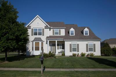 Grove City Single Family Home Contingent Finance And Inspect: 4996 Snowy Creek Drive