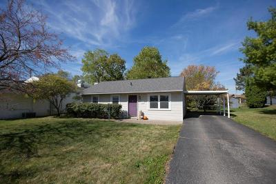 Single Family Home For Sale: 4065 Grant Street