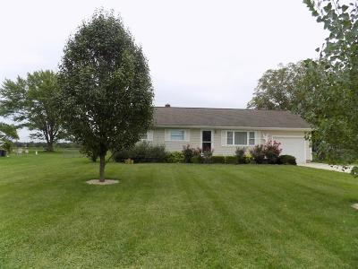 Single Family Home Contingent Finance And Inspect: 7141 Harrisburg London Road