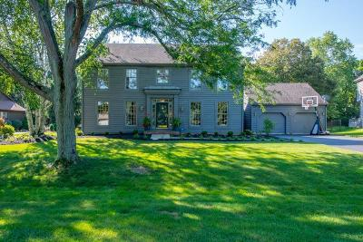 Single Family Home Contingent Finance And Inspect: 4235 Shire Landing Road