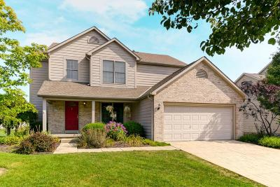 Hilliard Single Family Home For Sale: 5792 Walterway Drive