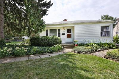 Single Family Home For Sale: 571 Wetmore Road