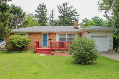 Reynoldsburg Single Family Home Contingent Finance And Inspect: 1580 Truro Avenue