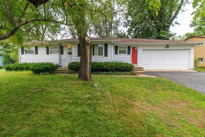 Reynoldsburg Single Family Home Contingent Finance And Inspect: 6340 Rider Road