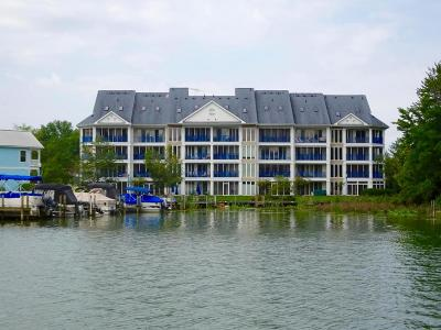Hebron Condo Contingent Finance And Inspect: 4401 Hunts Landing Road #203