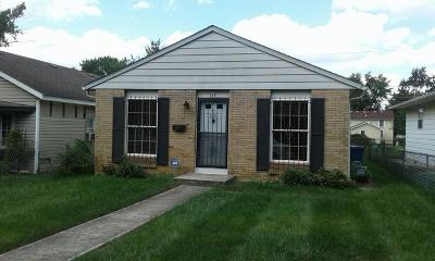 Columbus OH Single Family Home Closed: $55,000