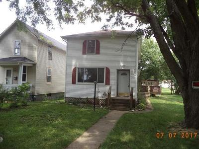 Single Family Home Contingent Finance And Inspect: 615 W Mulberry Street