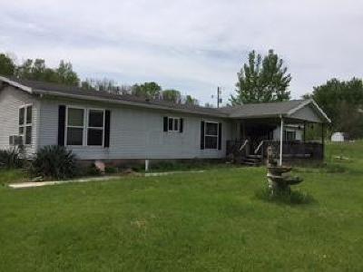Amanda OH Single Family Home For Sale: $84,900