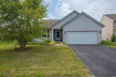 Galloway Single Family Home Contingent Finance And Inspect: 5449 Hillbrook Drive