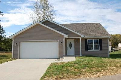 Chillicothe OH Single Family Home For Sale: $199,900