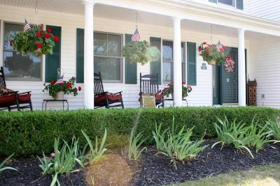 Marysville Single Family Home For Sale: 445 Damascus Road