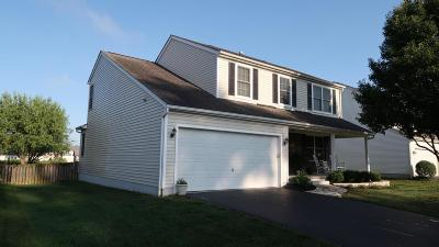 Delaware Single Family Home For Sale: 154 Ruby Red Lane