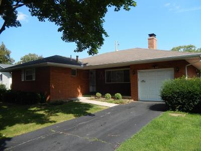 Columbus Single Family Home Contingent Finance And Inspect: 1458 Hedgewood Place