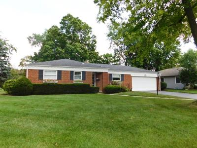 Upper Arlington Single Family Home Contingent Finance And Inspect: 2764 Westmont Boulevard