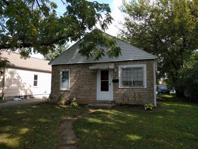 Single Family Home For Sale: 274 E Jeffrey Place