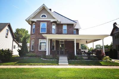 Single Family Home Contingent Finance And Inspect: 261 N Chillicothe Street