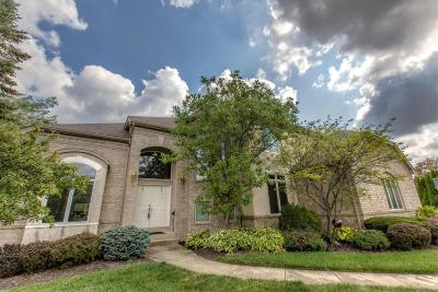 Hilliard Single Family Home For Sale: 5710 Heritage Lakes Drive