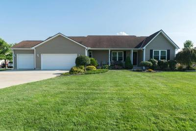 Single Family Home For Sale: 2216 State Route 229