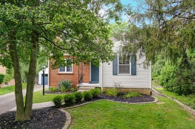 Single Family Home For Sale: 4559 Stewart Place
