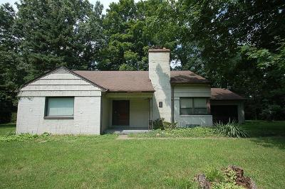 Columbus Single Family Home For Sale: 5049 Sunbury Road