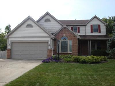 Pickerington Single Family Home For Sale: 537 Courtright Court