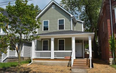 Columbus Single Family Home Contingent Finance And Inspect: 264 N 20th Street