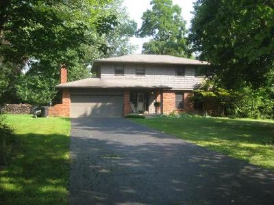Dublin Single Family Home For Sale: 5422 Indian Hill Road