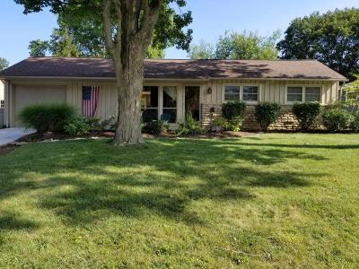 Columbus Single Family Home For Sale: 1994 Milden Road