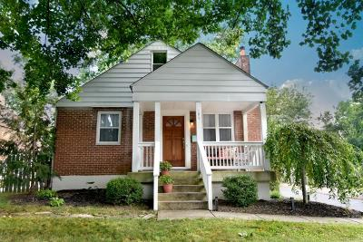 Columbus Single Family Home For Sale: 195 Chase Road