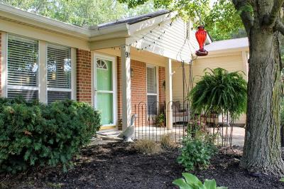Powell Single Family Home For Sale: 90 Green Ridge Lane