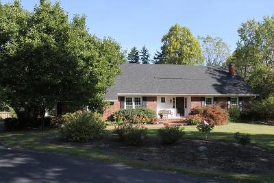 Columbus Single Family Home For Sale: 2500 Lane Road