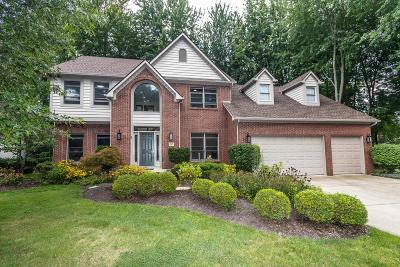 Westerville Single Family Home For Sale: 1029 Sunbury Lake Drive