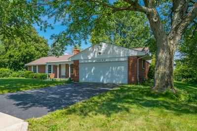 Grove City Single Family Home For Sale: 2346 White Road