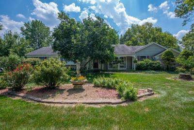 Single Family Home For Sale: 3715 W Henderson Road