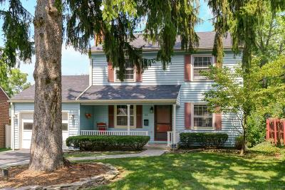 Columbus Single Family Home For Sale: 116 E Beaumont Road