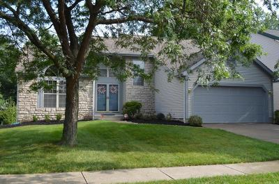 Worthington Single Family Home Contingent Finance And Inspect: 1420 Meadowbank Drive