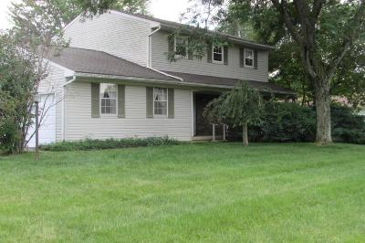 Reynoldsburg Single Family Home Contingent Finance And Inspect: 1447 Cobblegate Lane